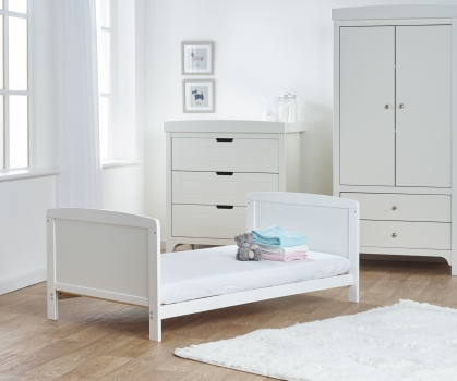 Sydney Cot Bed White