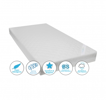 Spring Cot Bed/Toddler Bed Mattress