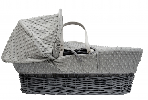 Dimple Grey, Grey Wicker
