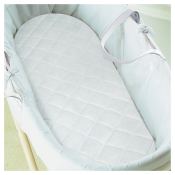 Wicker Moses basket Mattress