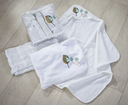 Three Little Birds Textile Bundle