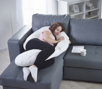 9ft Caterpillow White