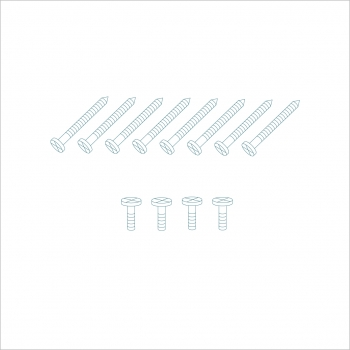 Folding Stand Fittings Kit