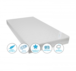 Spring Compact Cot Mattress