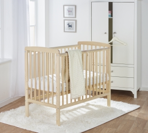 Sydney Compact Cot Natural
